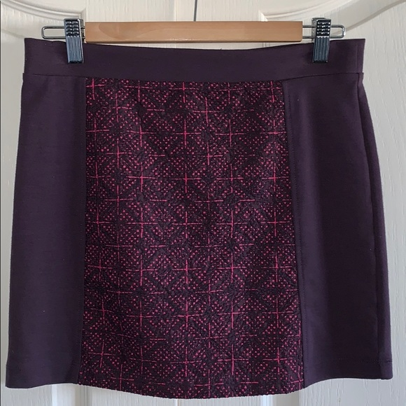 American Eagle Outfitters Dresses & Skirts - Pink and Purple Mini skirt